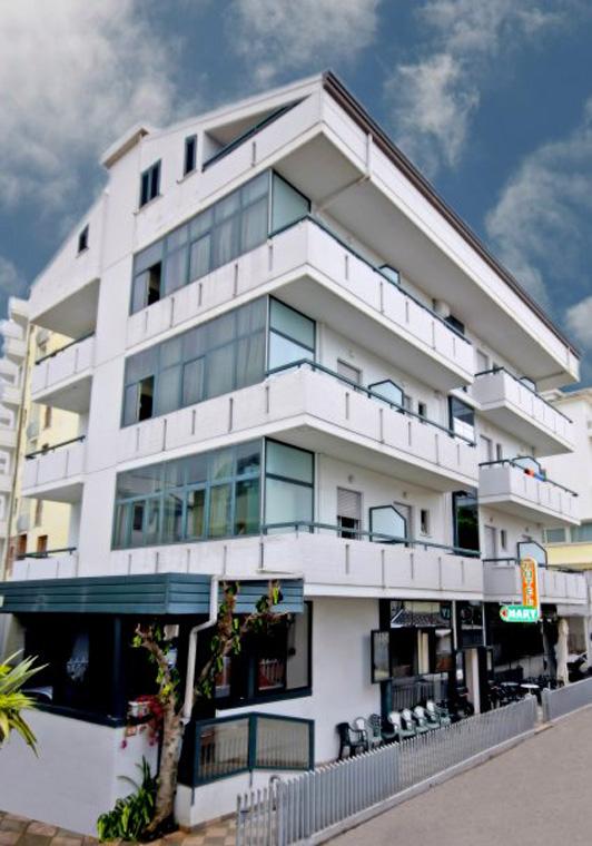 Beautiful residence le terrazze alba adriatica gallery idee stunning
